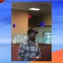 Man wanted for robbing bank in Martin County
