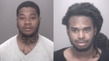 Two charged in Robeson County murder
