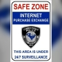 Summerville Police set up safe zone for people buying, selling things online