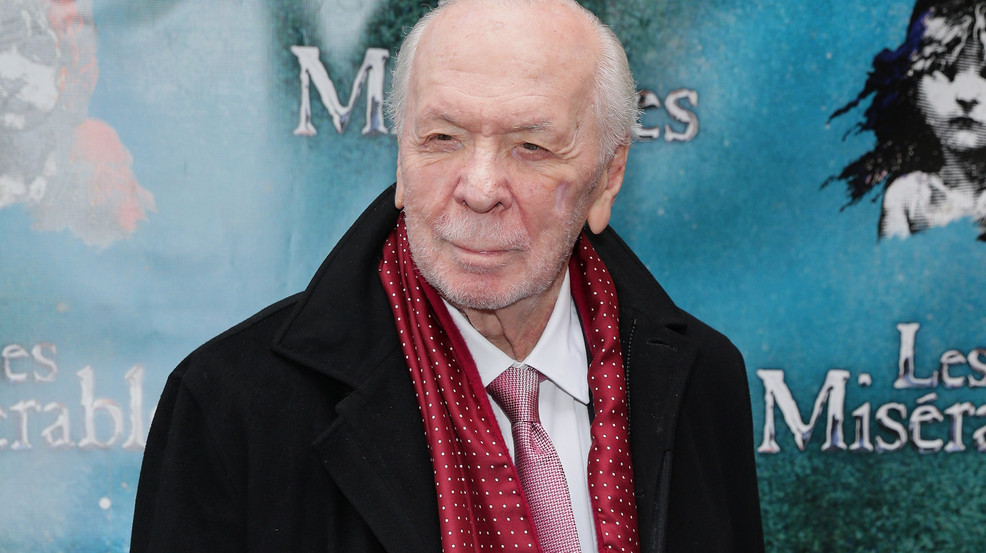 Herbert Kretzmer, lyricist of Les Miserables, dead at 95
