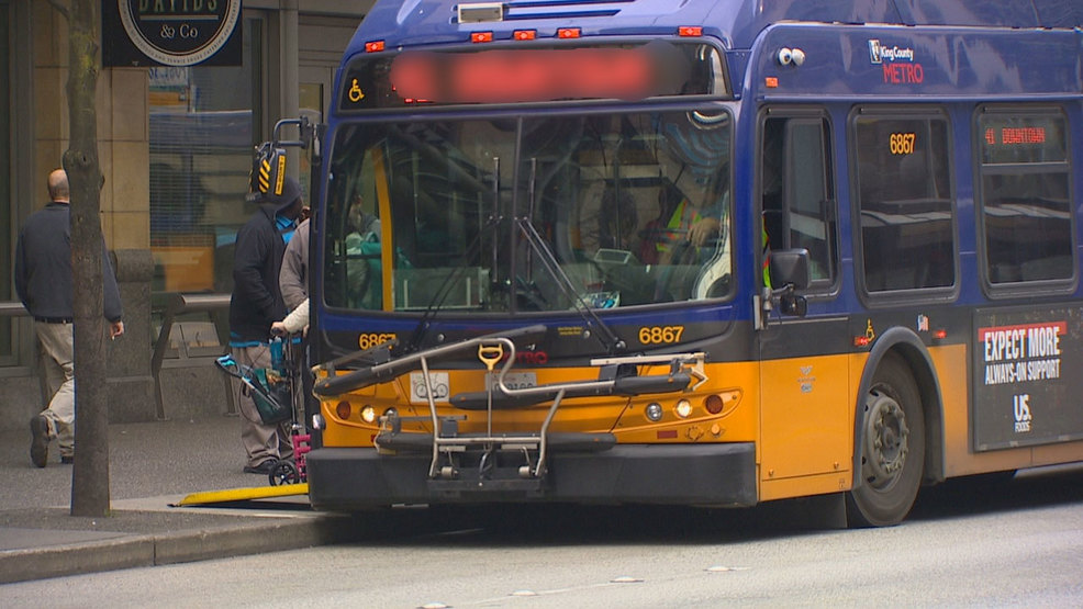 King Co. Metro to add bus stops to future light rail stations in Seattle