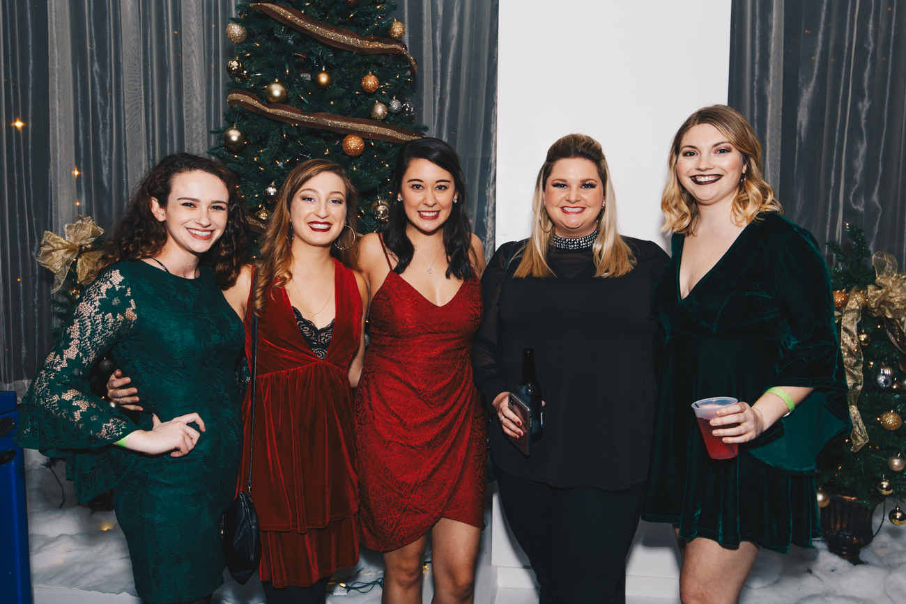 Teresa Lazzari, Lauren Iglesias, Genna Cahill, Nicole Vollman, and Hannah Jones / Image: Catherine Viox // Published: 1.1.19