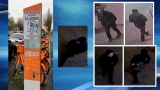 Police release surveillance images of 3 suspects in Biketown vandalism