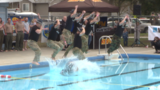 Annual Polar Plunge benefits Special Olympics Oregon