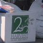 Second Harvest's Mobile Market hands out free food at Temple Baptist Church