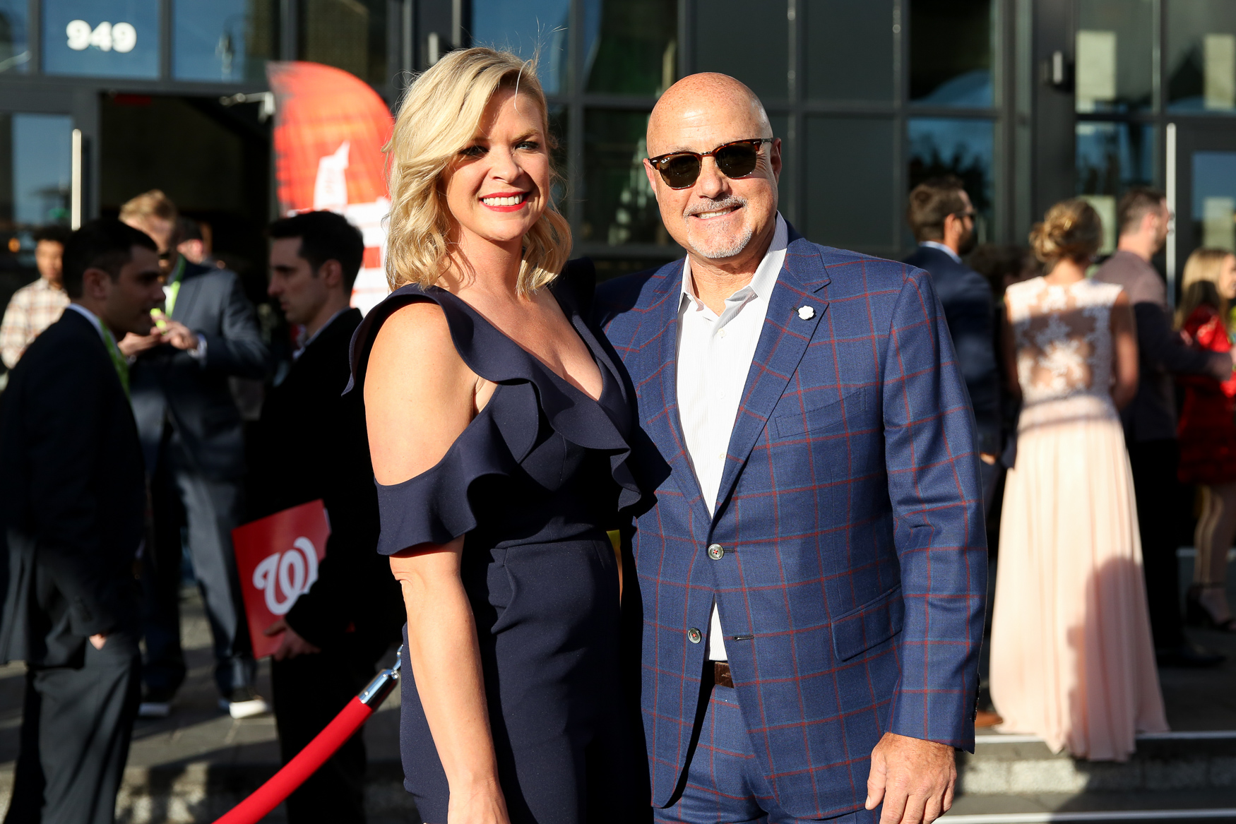 Mike Rizzo, president and general manager of the Washington Nationals.{ }(Amanda Andrade-Rhoades/DC Refined)