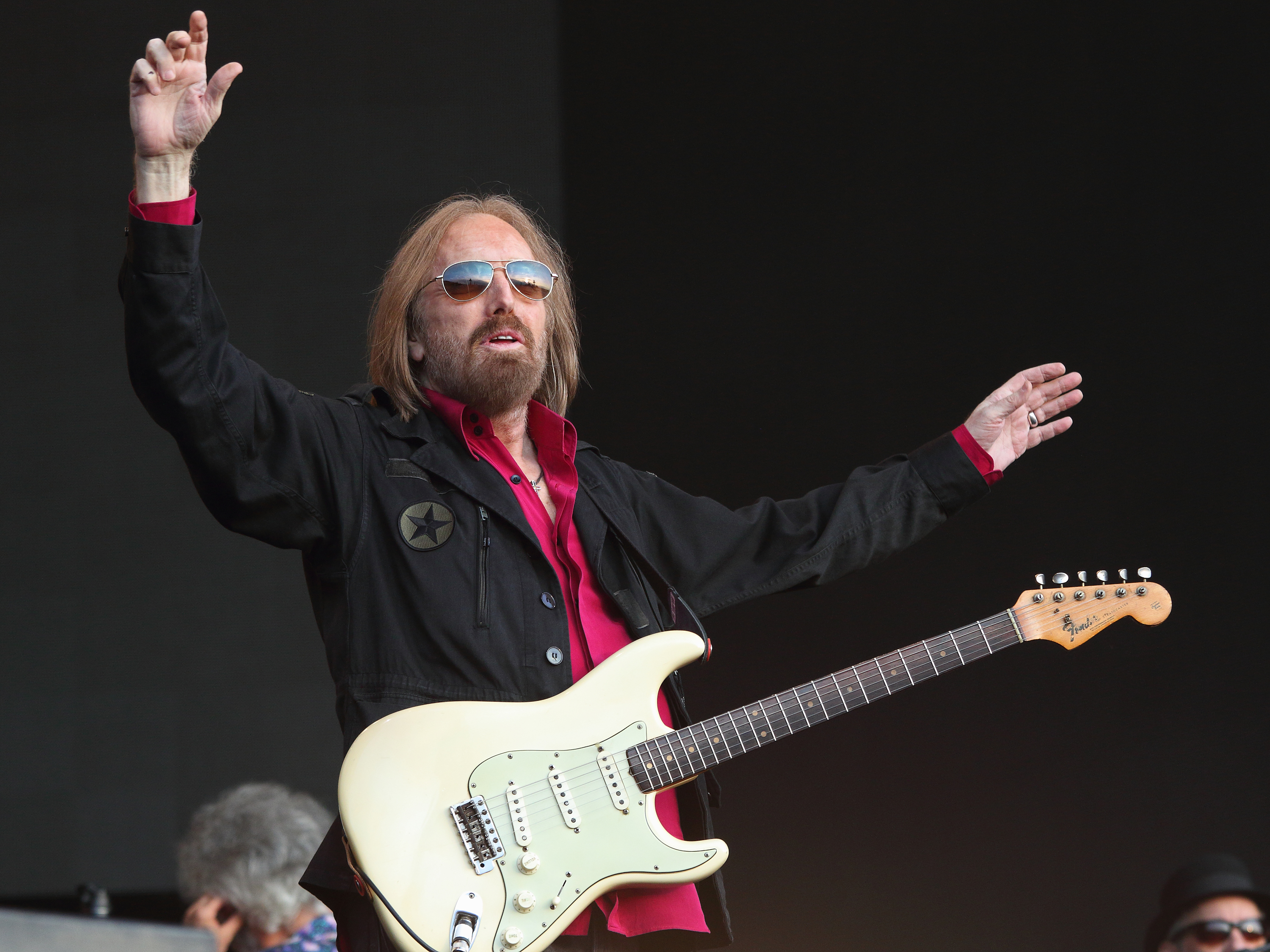 Tom Petty and the Heartbreakers perform at British Summertime, Hyde Park, London  Featuring: Tom Petty Where: London, United Kingdom When: 09 Jul 2017 Credit: WENN.com
