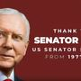 VIDEO: Utah delegation thanks Hatch for 4 decades of service