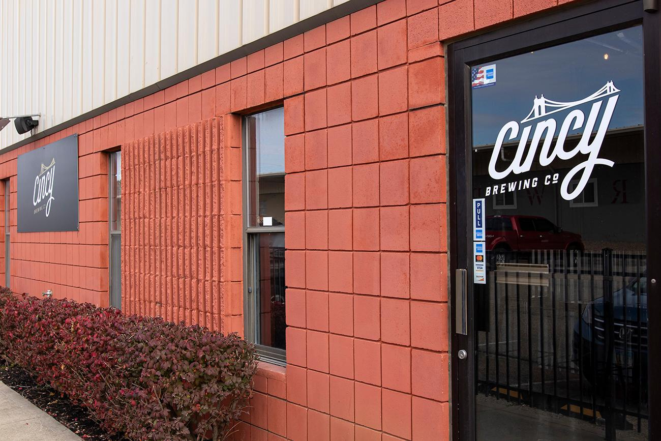Cincy Brewing Co opened its doors in August 2019 in the former Rivertown Brewing Company in Lockland. The new brewery offers three different beers:  Mad Anthony Red IPA, Lincoln Heights IPA, and The Pike Belgian Light. They also serve light snacks and receive visits from food trucks regularly to round out your night. ADDRESS: 607 Shepherd Drive, Unit 5, Cincinnati, OH 45215 / Image: Allison McAdams // Published: 11.15.19<p></p>