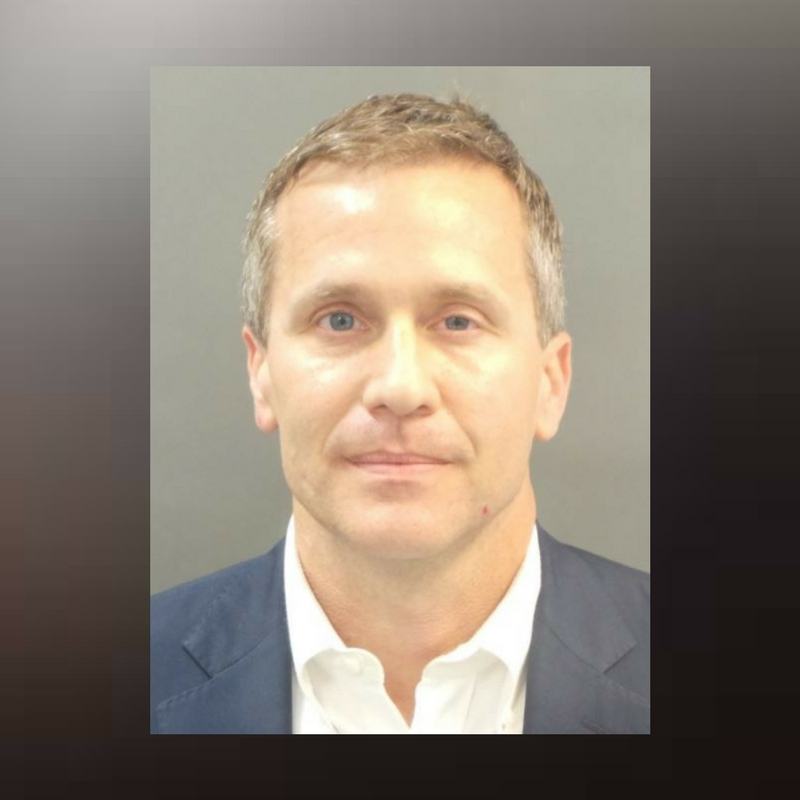 Gov. Eric Greitens has been arrested on suspicion of invasion of privacy. (KMOV)