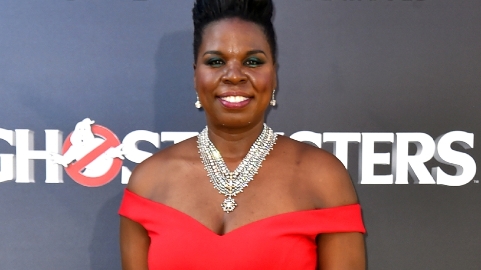Leslie Jones' website hacked; trolls post nude photos, personal info