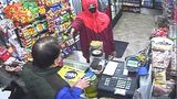 Photos: Armed suspect attempts to rob convenience store