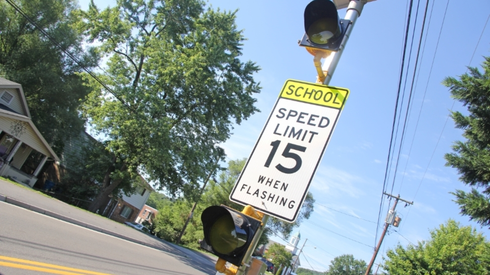 Roanoke's new school zone speed limit to take effect this