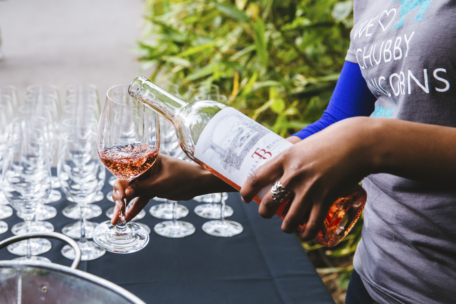 If there are two things that make a party - it's rhinos and rosé, am I right?! The Woodland Park Zoo knows this, and thus threw their first ever{ }Rhinos and Rosé party, which kicks off their annual Jungle Party fundraiser. The event sold out before they could even promote it! Guests enjoyed bites from the best restaurant in town, sipping on roses, and of course - checking out Taj and Glenn, the zoo's new rhinos.{ }Jungle Party this year is Friday, July 13. (Image: Sunita Martini / Seattle Refined){ }