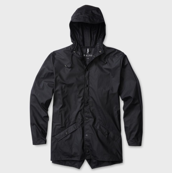 "RAINS JACKET BLACK ($120.00) After a successful opening in Bellevue in the spring, Wayward recently opened their doors downtown on the corner of 2nd and Pine and we are huge fans of this clothing line, ya'll. It could not be more quintessential PNW/Seattle vibes. Wayward focuses on men's and women's apparel, bags and luggage, and a range of lifestyle accessories that ""cater to explorers and creatives of all sorts."" It's kind of like pieces for the outdoorsy type, who want to be a little bit more, dare I say, fashionable. These our some of our favorite pieces, but please don't forget to check out their website, www.waywardcollective.com. (Image courtesy of waywardcollective.com)"