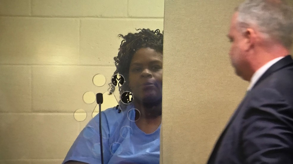 Prosecutor Brockton Woman Claims She Was Performing A