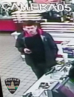 Boise Police are investigating a cell phone theft that happened in December. (Photo Courtesy Boise Police Department)