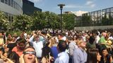 80% percent eclipse, 100% amazing: DC stops to view partial solar eclipse