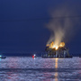 1 missing, after oil rig explodes on Louisiana lake