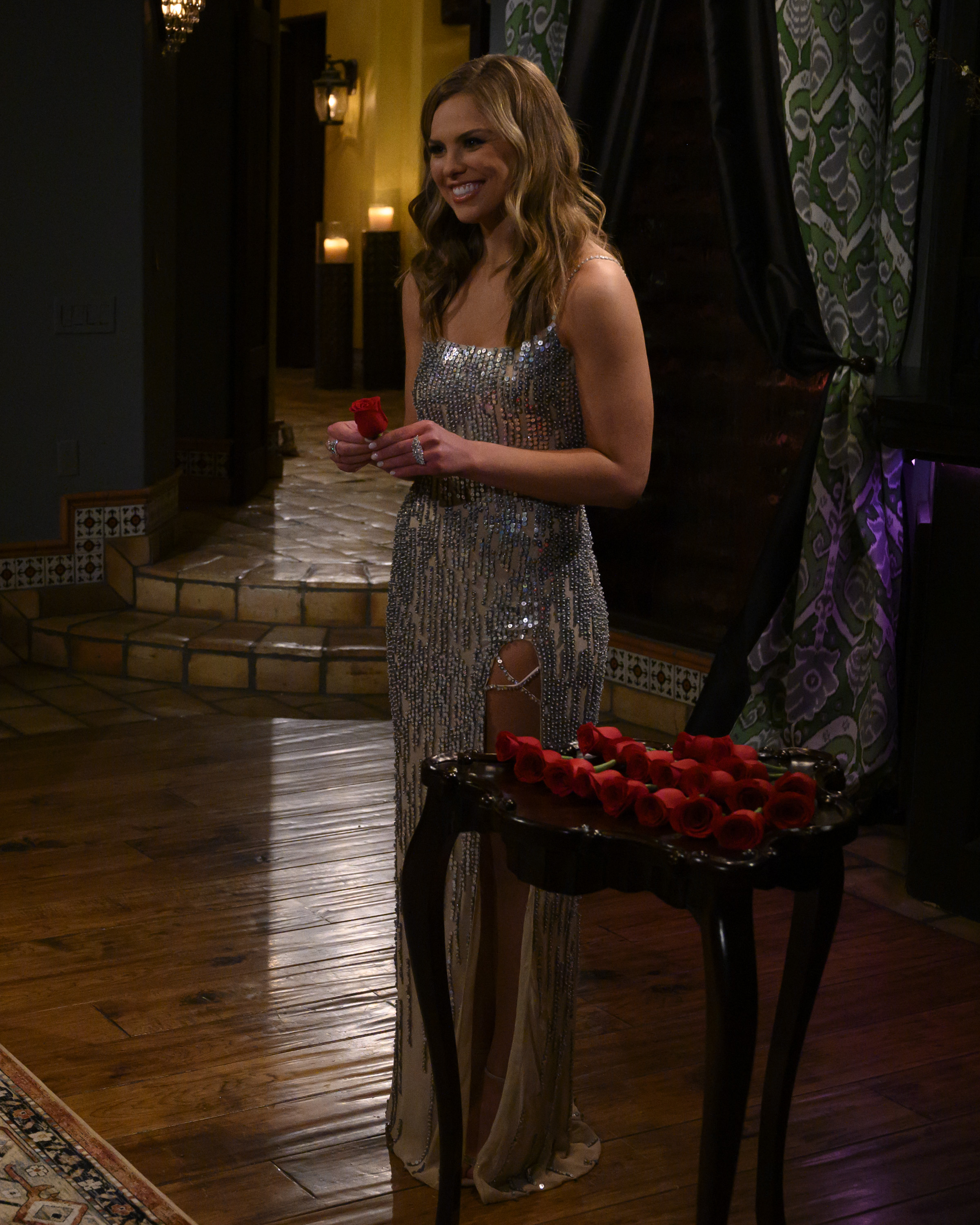 As Hannah Brown (a.k.a. Hannah Beast) is preparing to hand out roses (ok... she's already done the handing, but we are preparing to witness it), we are desperately seeking any and all info on her group of guys! ABC/John Fleenor)