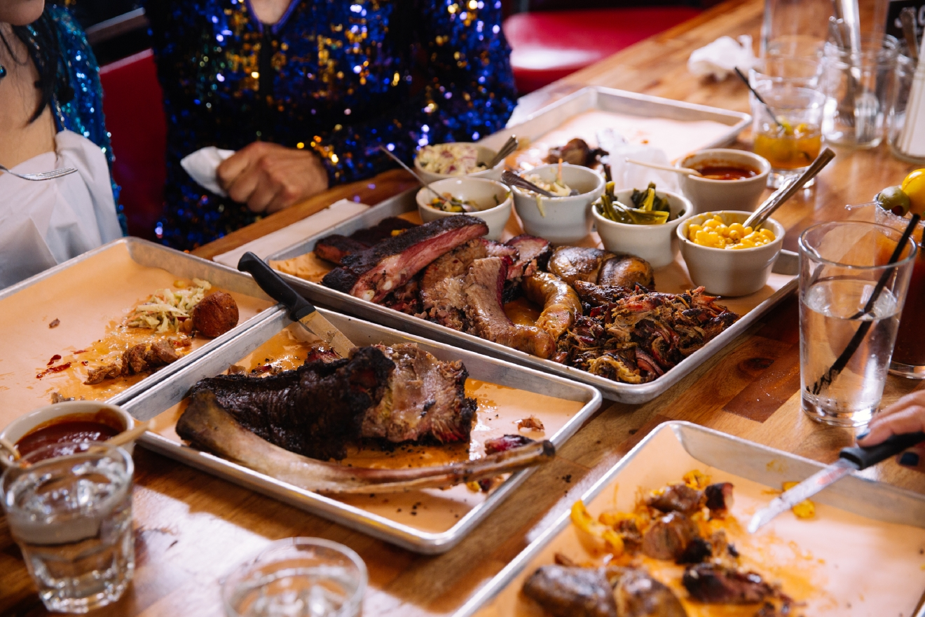 From start to finish, our meal at Jack's was incredible. (Image: Joshua Lewis/Seattle Refined)