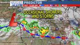 Warm, humid air to fuel chances for thunderstorms