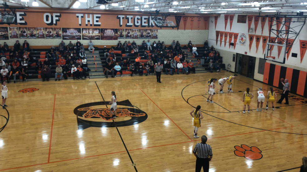 1.26.19 Highlights: Shadyside vs. Steubenville Central - girls basketball