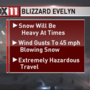 Northeast Wisconsin braces for round two of Blizzard Evelyn