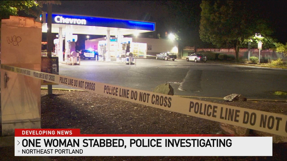 Woman stabbed in NE Portland neighborhood, police investigate