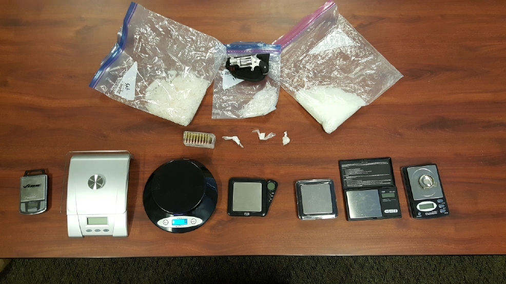 4 Arrested in Gordon County Drug Bust | WTVC