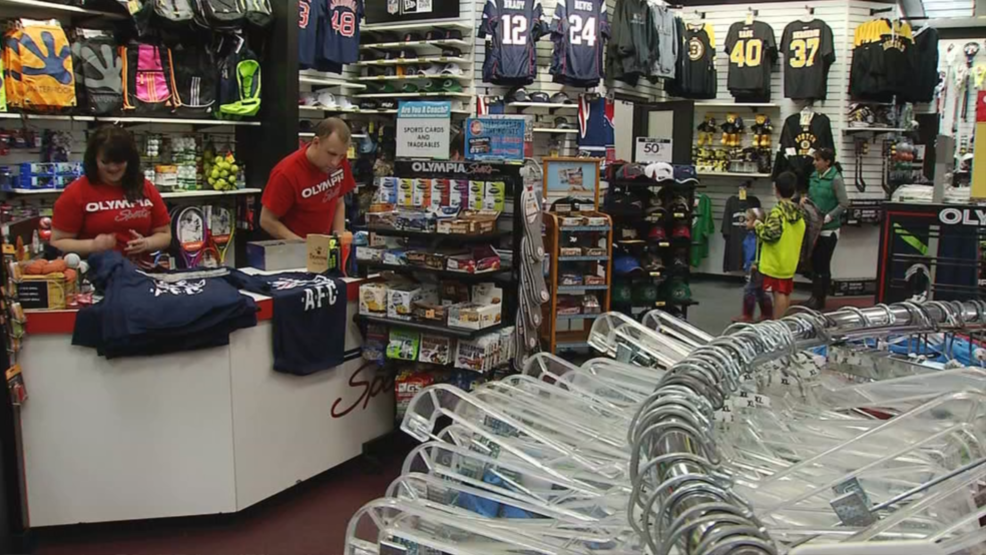 Half of Olympia Sports stores to close after sale to California firm