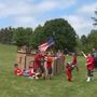 Memorial Park becomes Nerf battlefield in Frankemuth