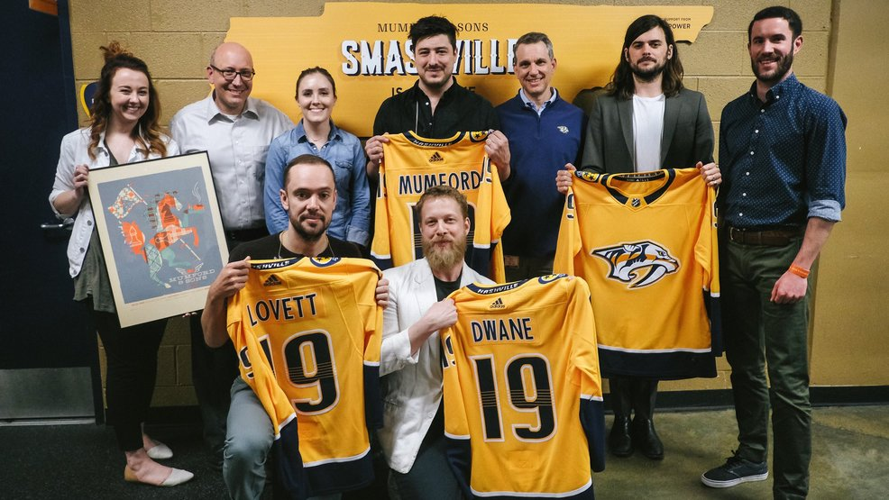 New Bridgestone Arena attendance record set by British band