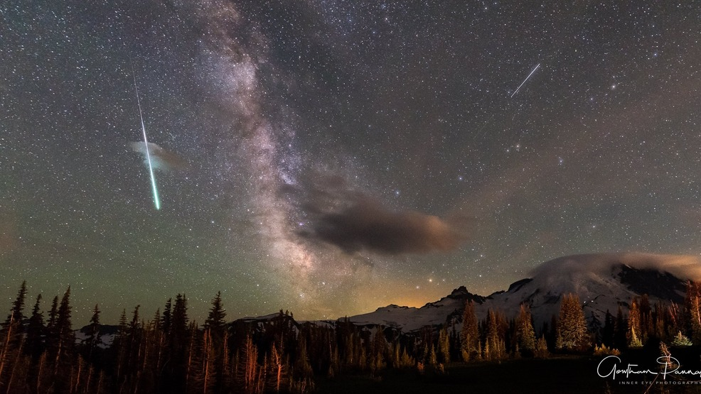 Annual Perseid Meteor Shower set to dazzle Sunday night