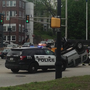 Vehicle rolls over in Auburn