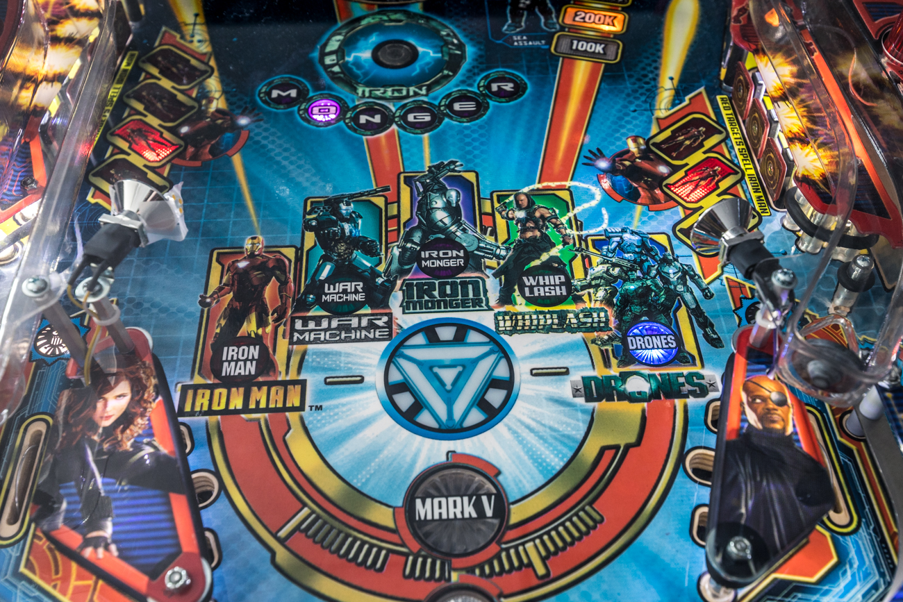 "Owner Brad Baker is also behind the company VPcabs Virtual Pinball, which he launched in 2013 and promoted on the show ""Shark Tank"". It focuses on building virtual pinball machines for gamers to play any kind of pinball game from home. / Image: Catherine Viox // Published: 7.11.20"