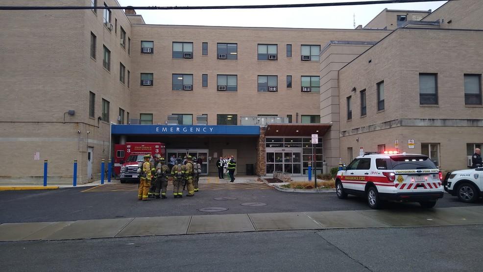 White, powdery substance prompts hazmat response at The Miriam Hospital