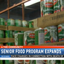 Senior food program expands to serve more clients