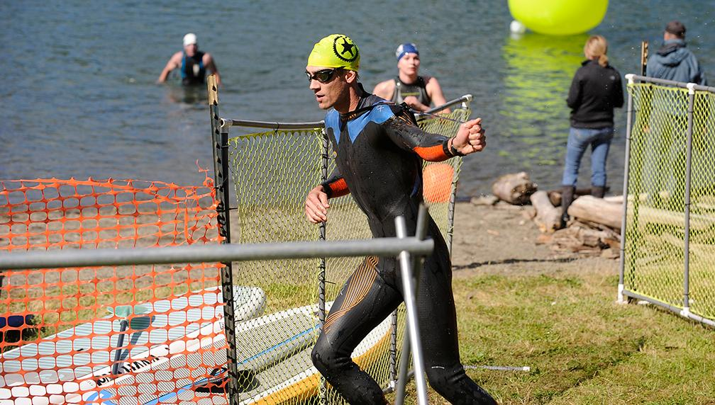 Granite Man Triathlons and Duathlon 6-9-18. Andy Atkinson / Mail Tribune