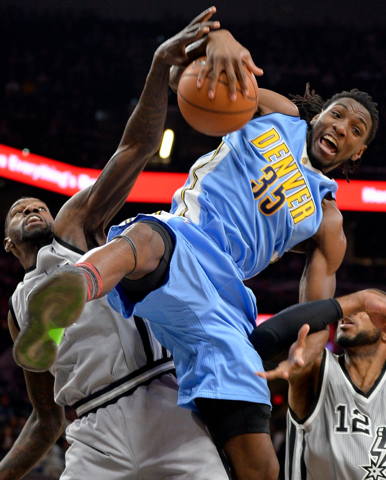 Denver Nuggets At San Antonio Spurs: Coach Pop Gets NBA-record 1,128th Win As Spurs Beat