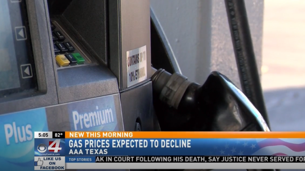 Gas Prices In Texas >> Lowest Gas Prices In The State In Mcallen Kgbt