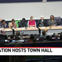 Baltimore City Delegation holds Town Hall at MSU