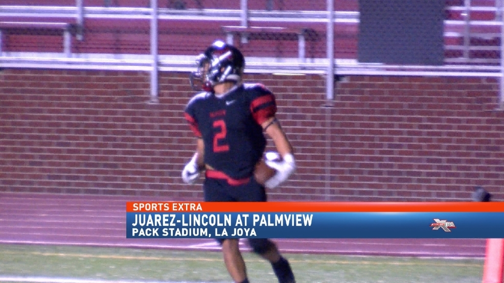 Palmview's Third Quarter TD The Difference Against Juarez-Lincoln
