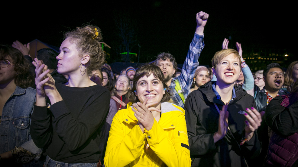 The crowds, the faces, the people of Treefort Music Fest