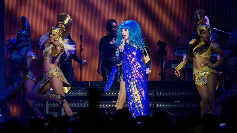 Photos: Cher brings her 'Here We Go Again' tour to Portland