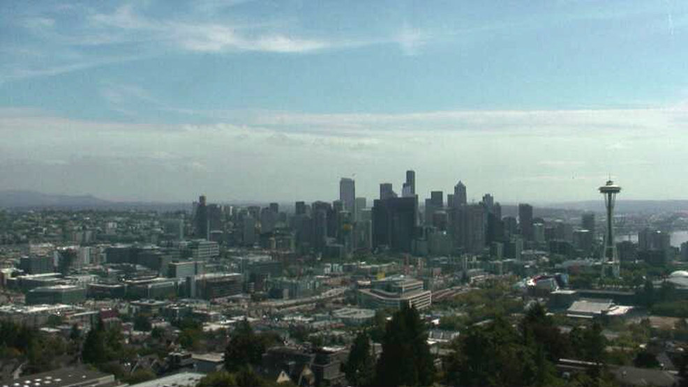 Summer has peaked! Seattle temperatures begin annual descent toward winter