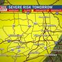 Mike Linden's Forecast | Severe threat returns to NEPA for Friday & Saturday