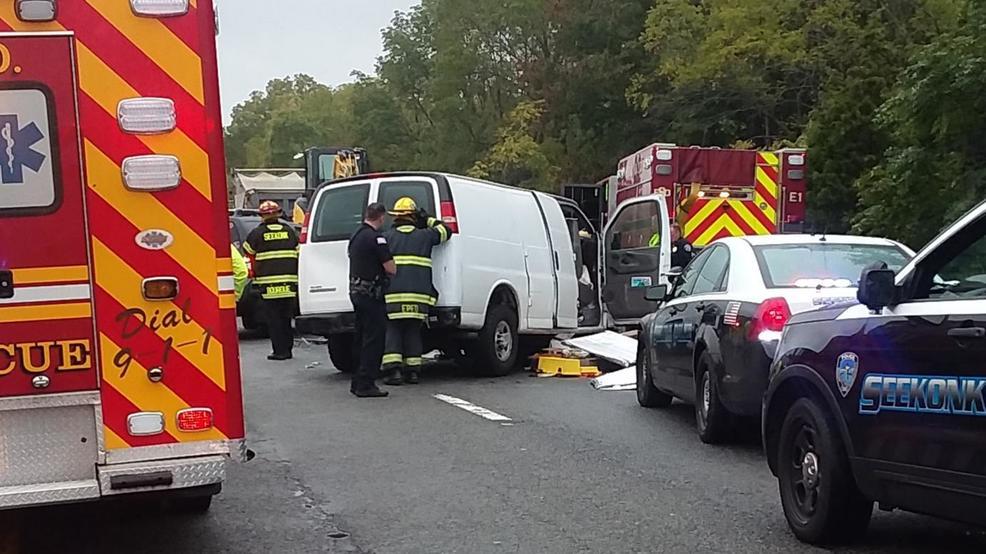 Man, 72, killed in Seekonk crash on I-195