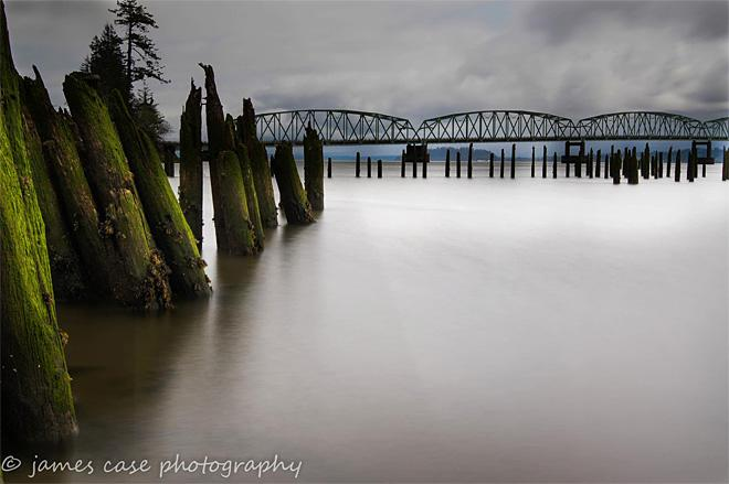 Cloudy day near Salmon Creek, WA (Photo: James Case)