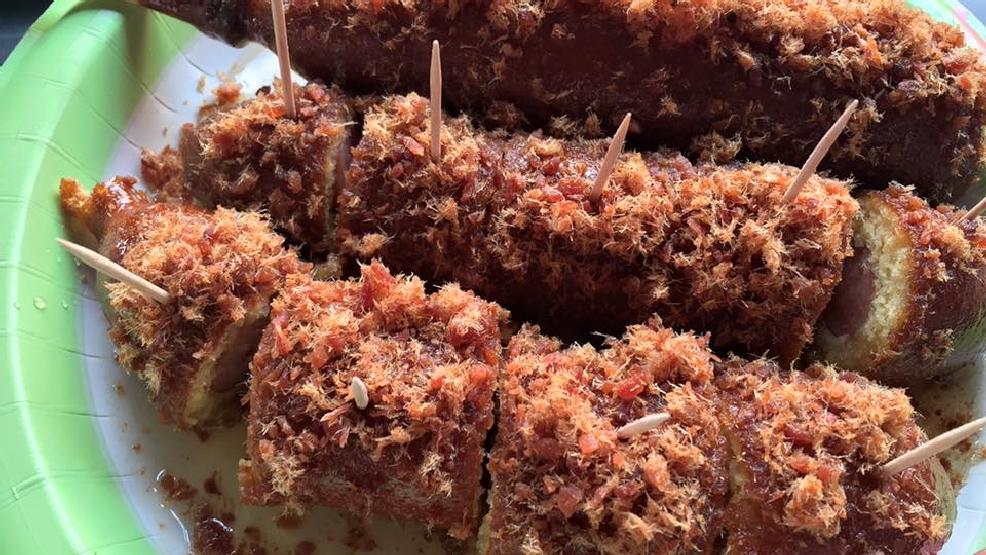 Photos new foods at 2016 arkansas state fair katv for Arkansas cuisine